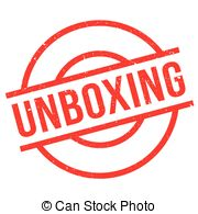 Unboxing Clip Art and Stock Illustrations. 196 Unboxing EPS.