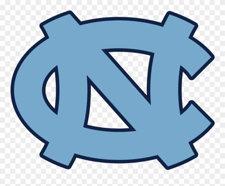 North Carolina Tar Heels Logo Clipart (#1569116).