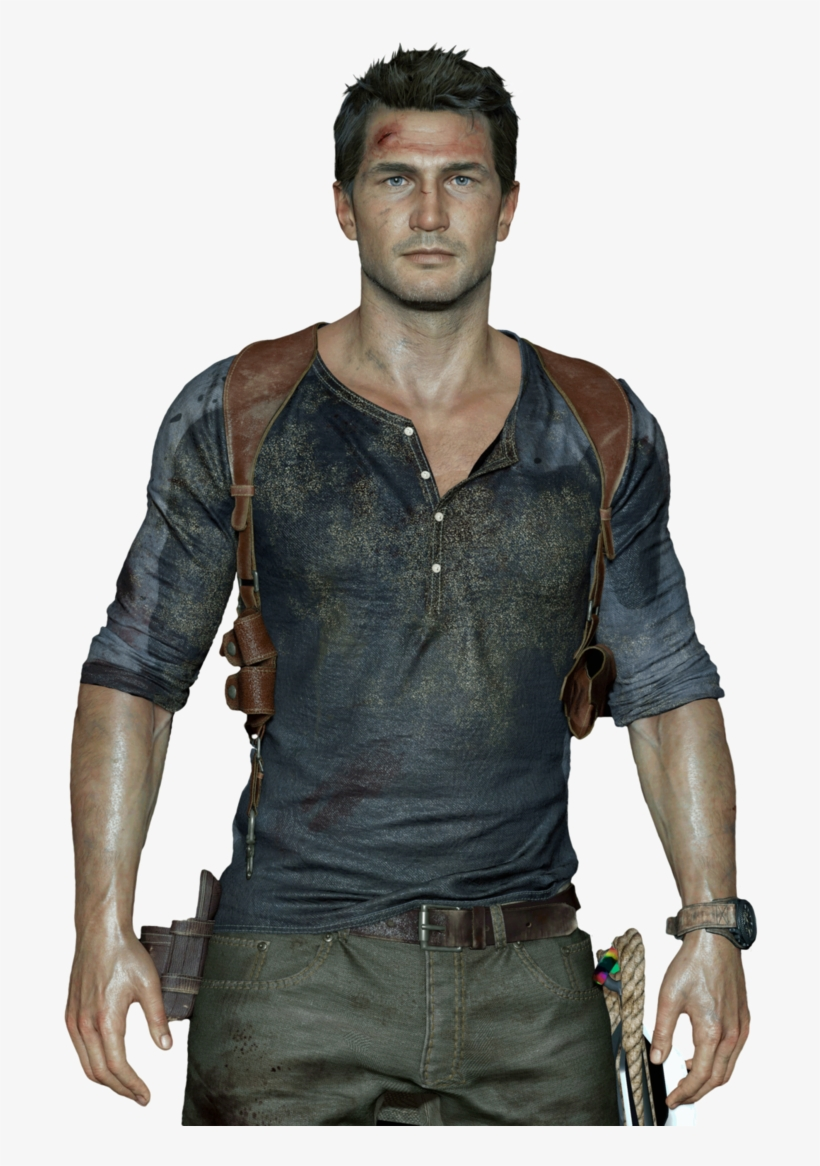 Uncharted Clipart Transparent.