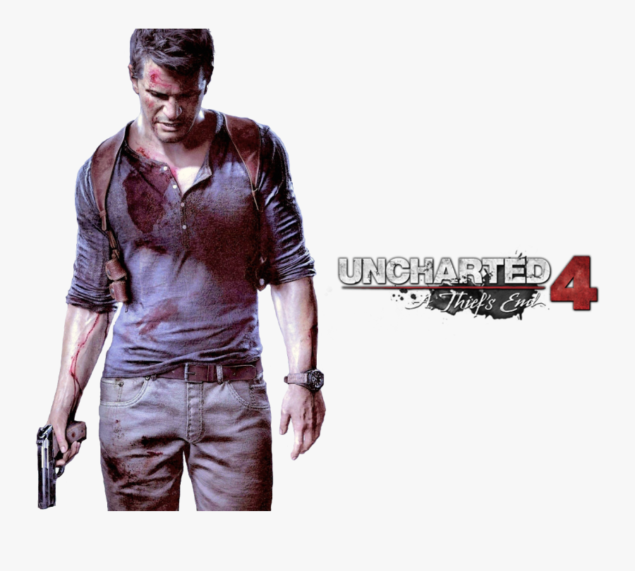 Uncharted Clipart Render.