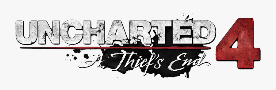 Uncharted 4 A Thief\'s End Logo , Free Transparent Clipart.