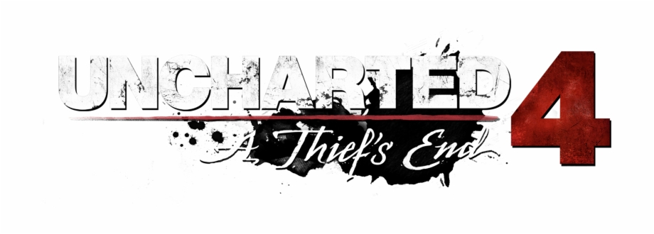 Uncharted 4 A Thief\'s End Logo , Png Download.