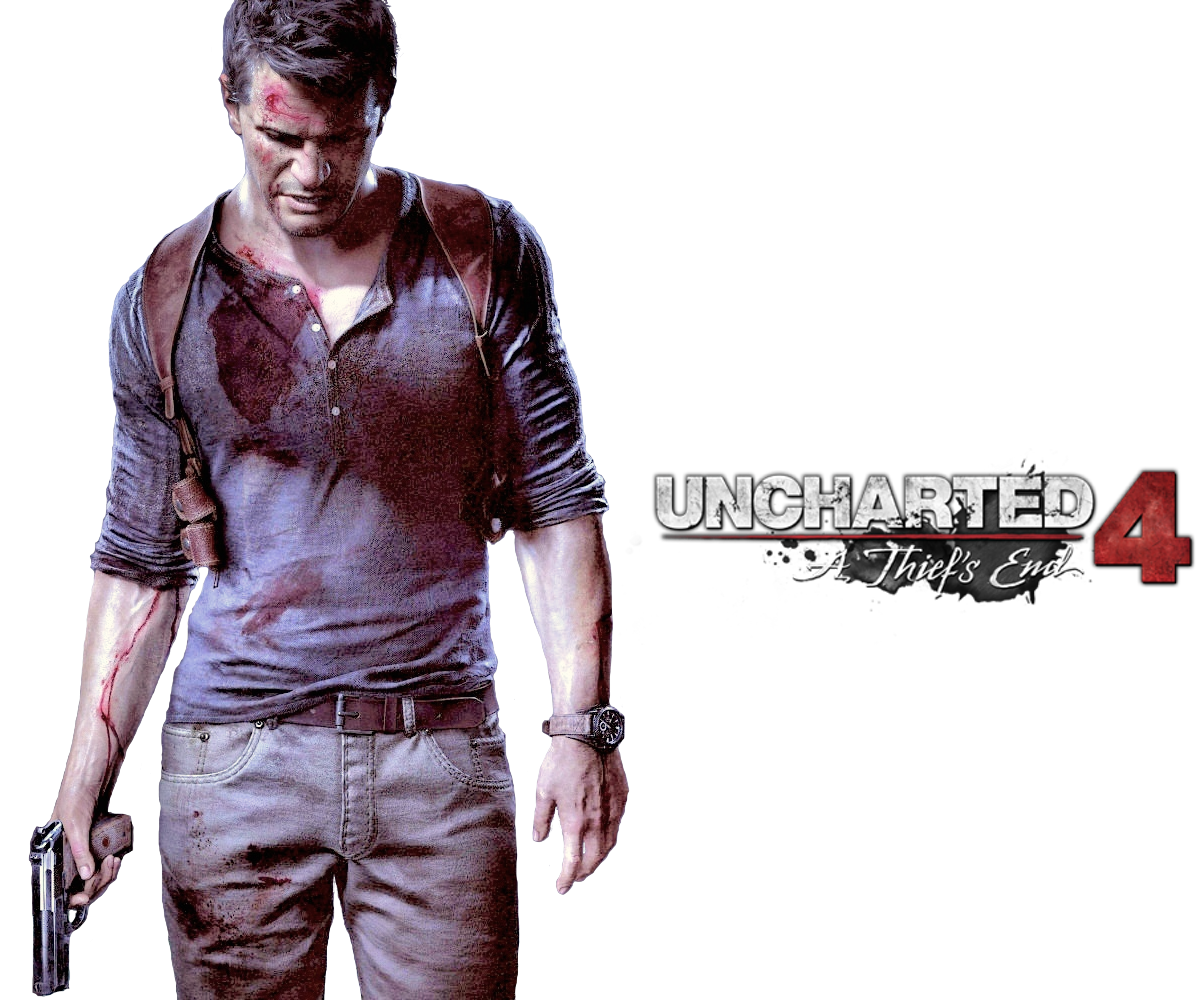 Uncharted PNG Image.