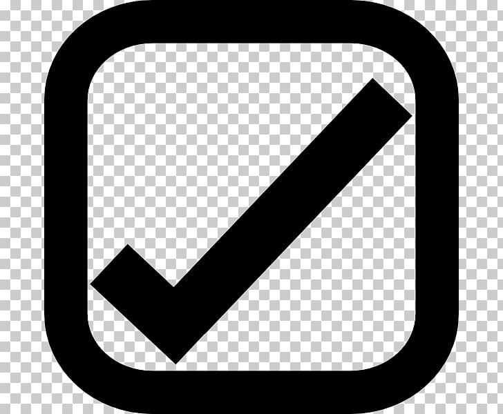 Checkbox Check mark , check PNG clipart.