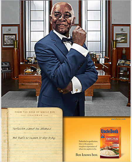 Uncle Ben, Board Chairman.