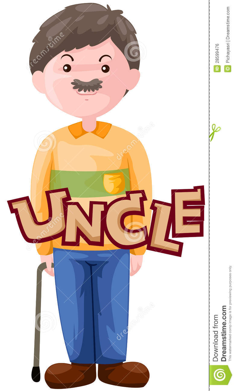 Aunt And Uncle Clipart.