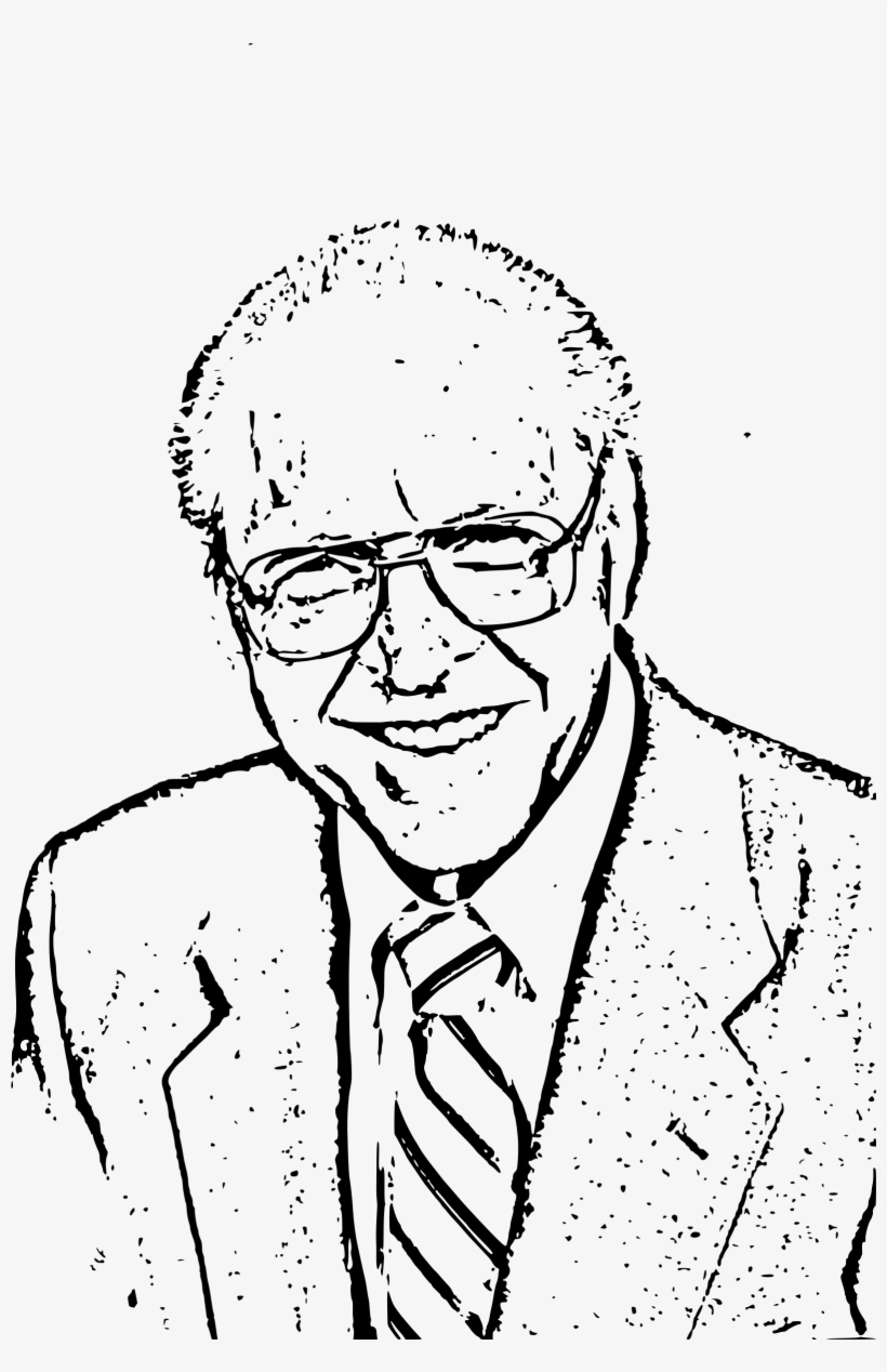 Clipart Royalty Free Grandpa Clipart Black And White.