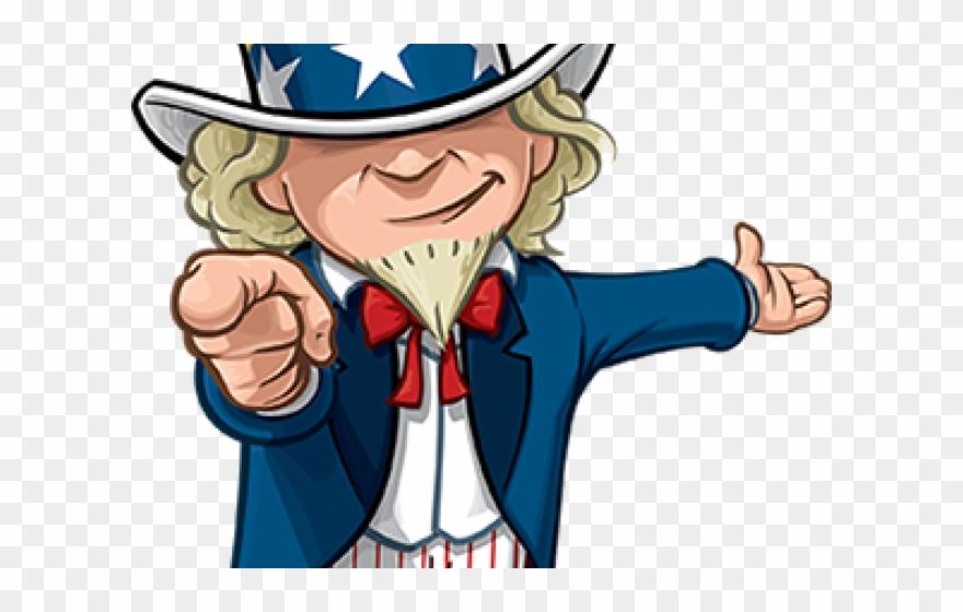 Uncle Sam Clipart Transparent.