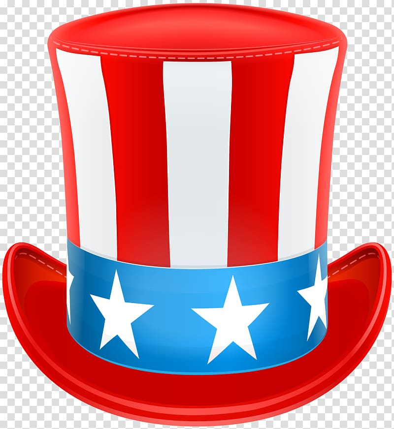 Uncle Sam United States Top hat, uncle transparent.