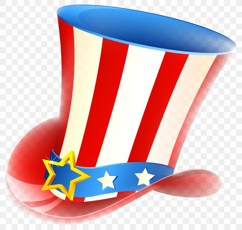 Uncle Sam United States Hat Clip Art, PNG, 3401x3238px.
