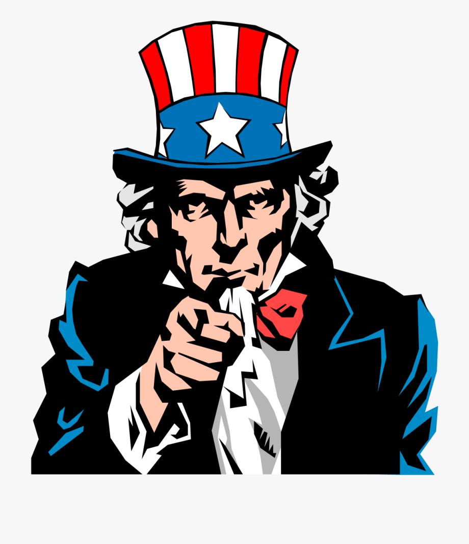 Uncle Sam Clipart Money.