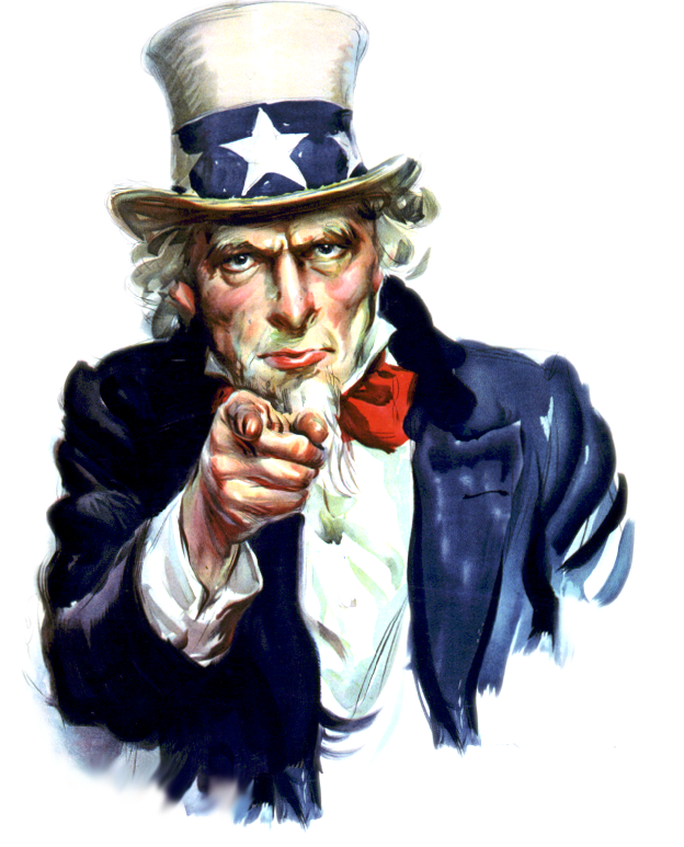 Free Uncle Sam I Want You Png, Download Free Clip Art, Free.