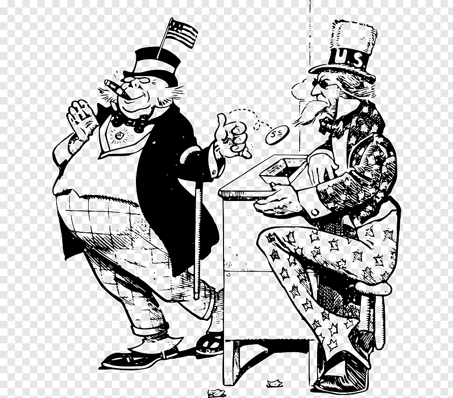 Man Uncle Sam, uncle free png.
