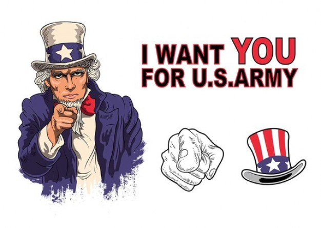 Uncle Sam Clipart We Need You Clipground