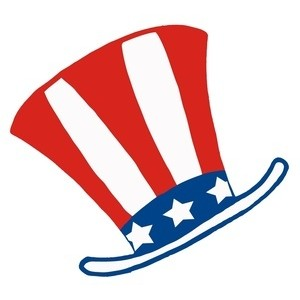 Uncle Sam Clip Art.