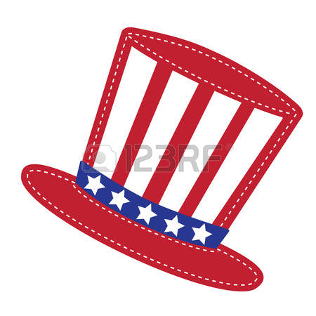 1,183 Uncle Sam Hat Stock Illustrations, Cliparts And Royalty Free.