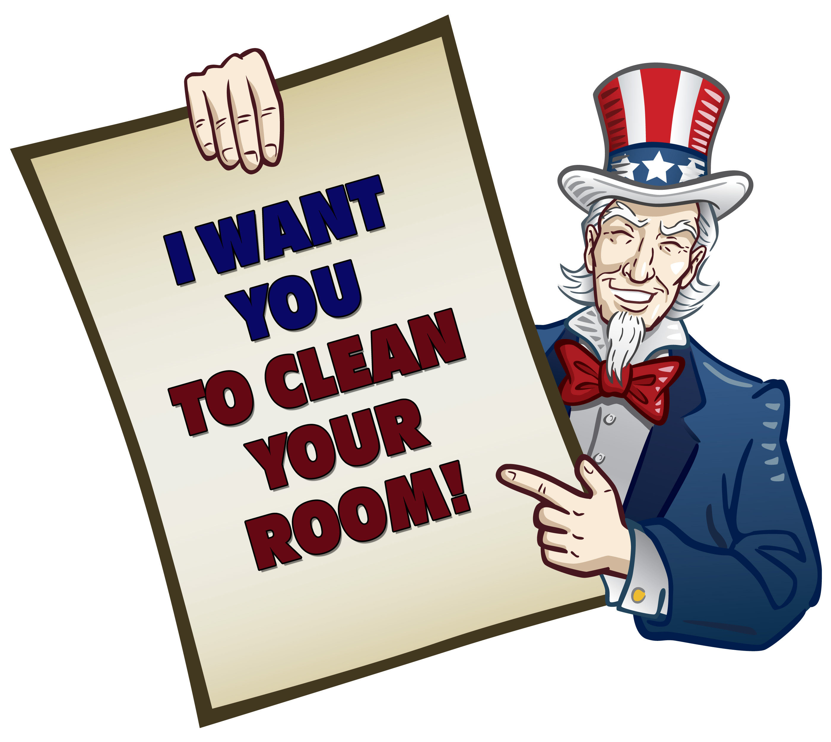 Uncle Sam We Want You Clip Art N3 free image.