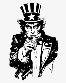 Free Uncle Sam Hat Clip Art with No Background.