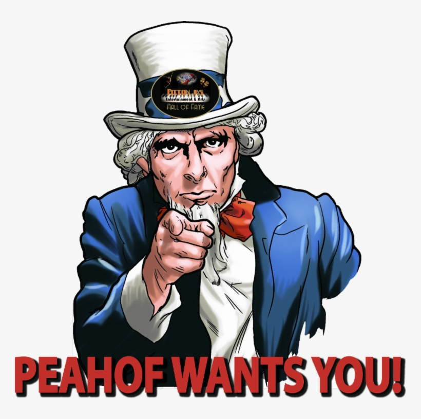 Uncle Sam I Want You Png.