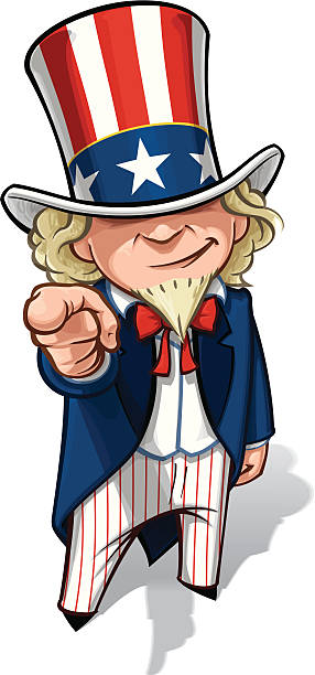 Uncle Sam We Want You Clipart.