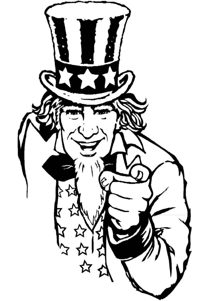 Free Uncle Sam Picture, Download Free Clip Art, Free Clip.