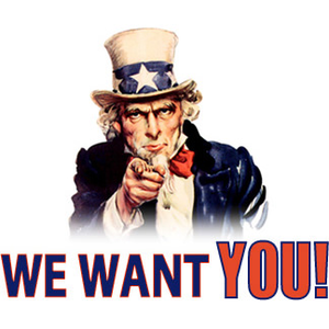 Free Clipart Uncle Sam Needs You.