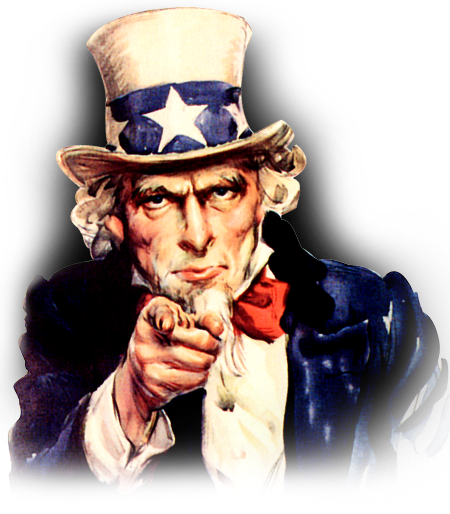 Download Free png PNG Uncle Sam Wants You PlusP.