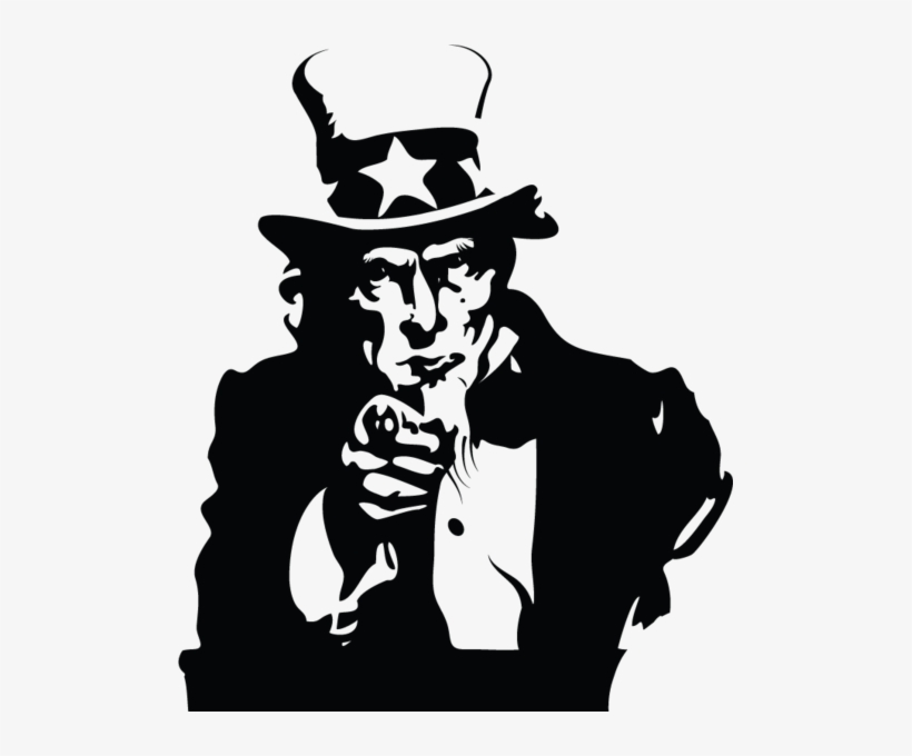 Uncle Sam Vector.