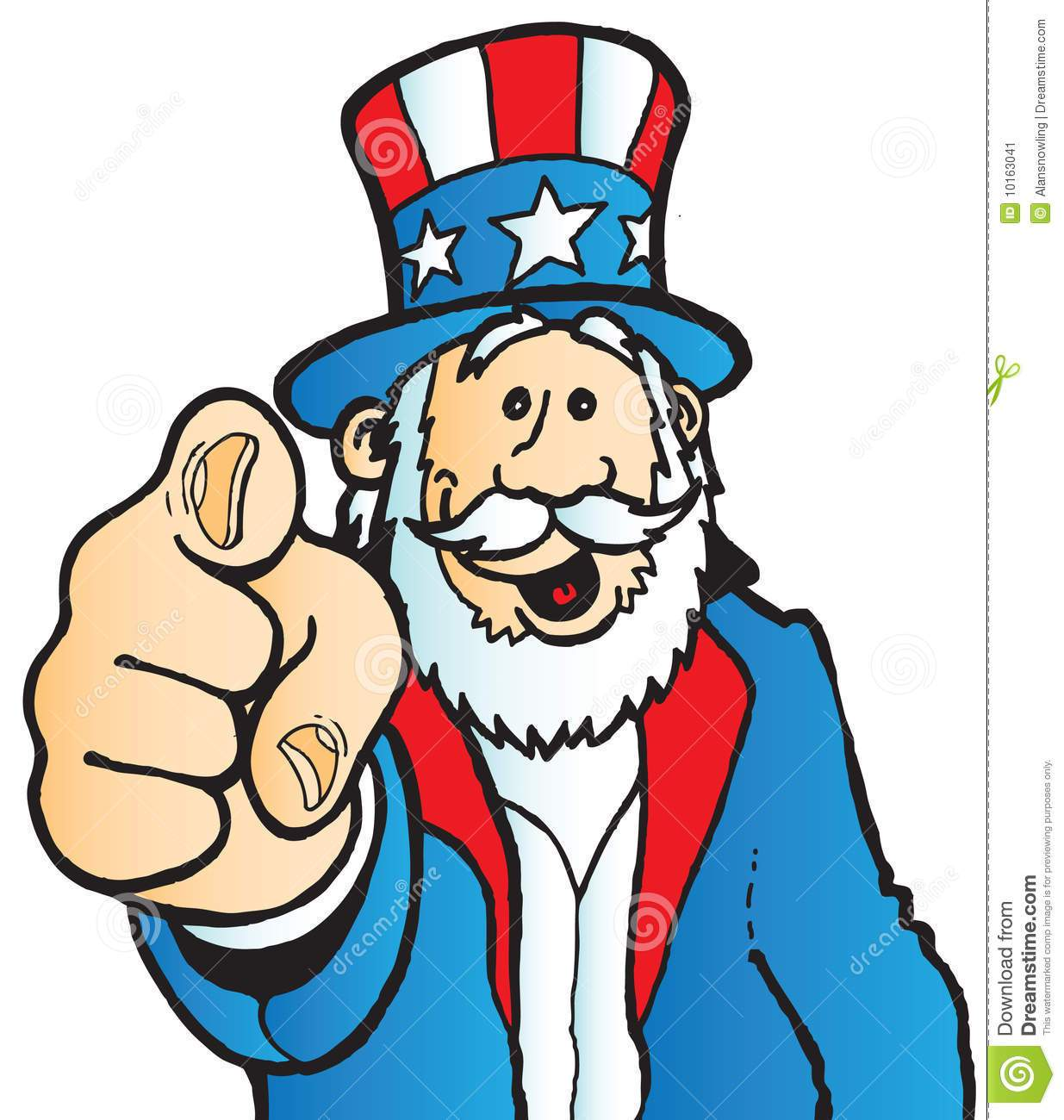 Uncle sam pointing finger clipart 6 » Clipart Portal.