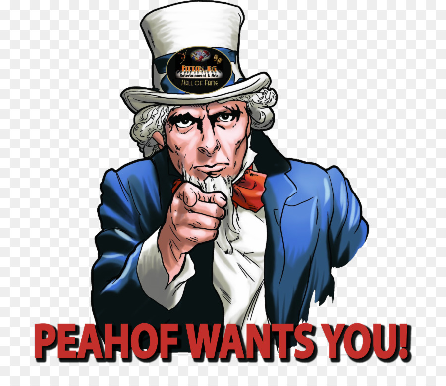 Uncle Sam I Want You Clipart Uel We Wlson.