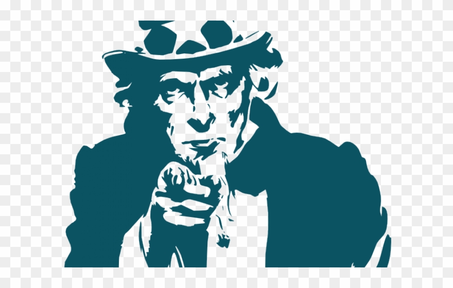 Uncle Sam Clipart I Want You.