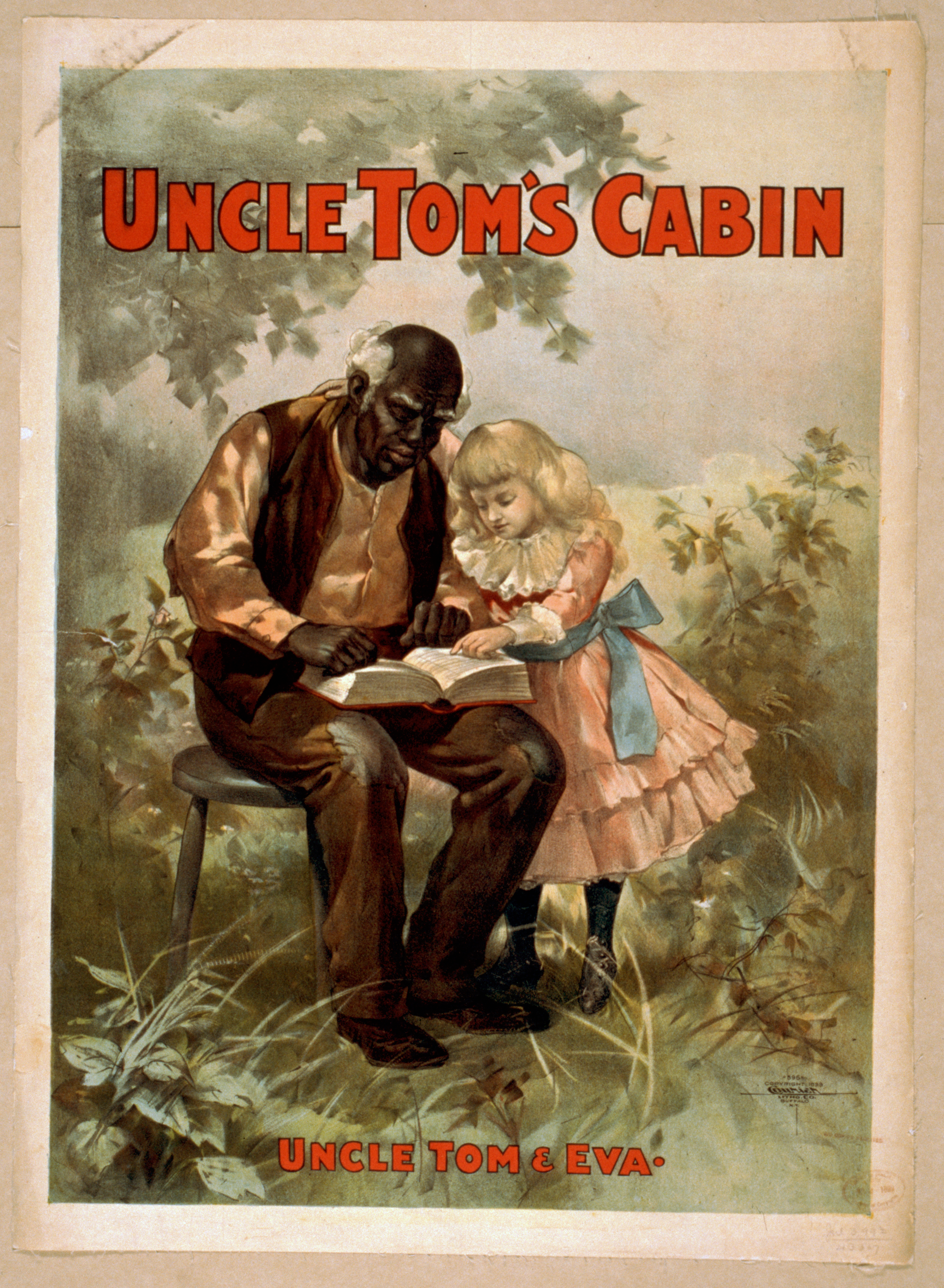 Uncle Tom S Cabin.