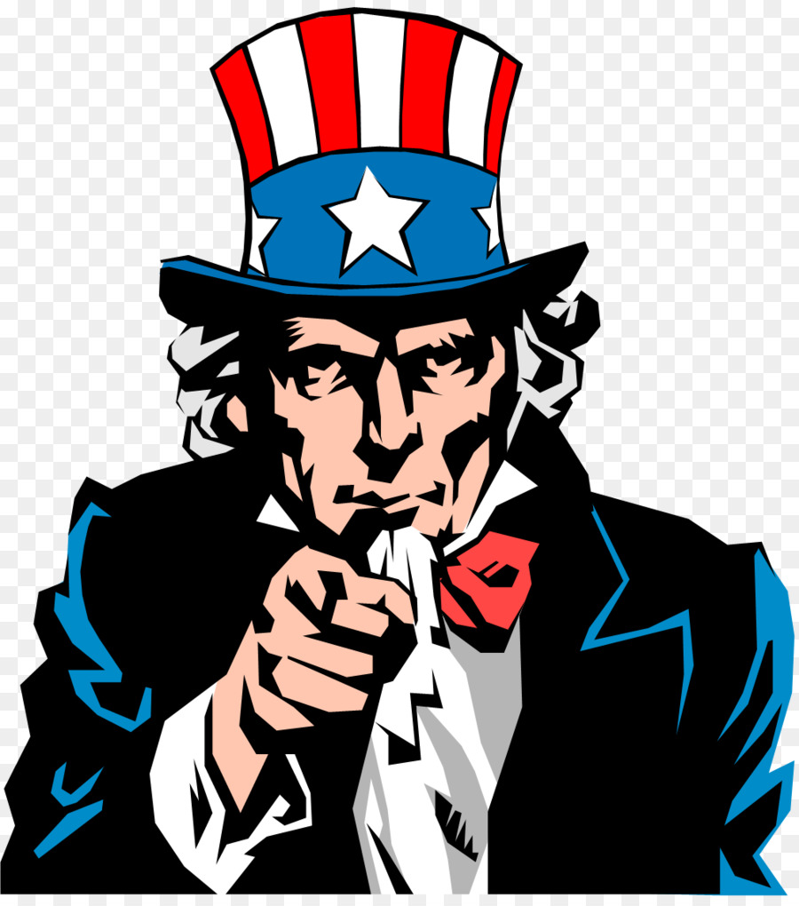 Uncle Sam Free Clipart.