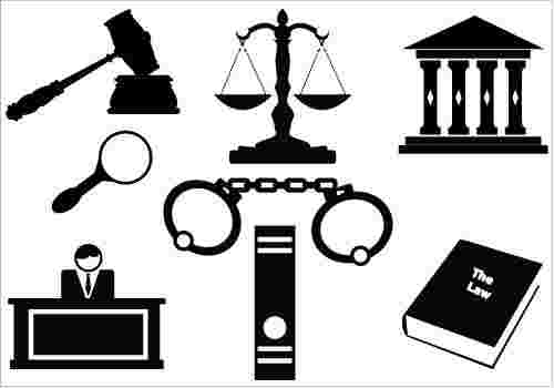 Free Cliparts: Traffic Court Clipart Court Rules.