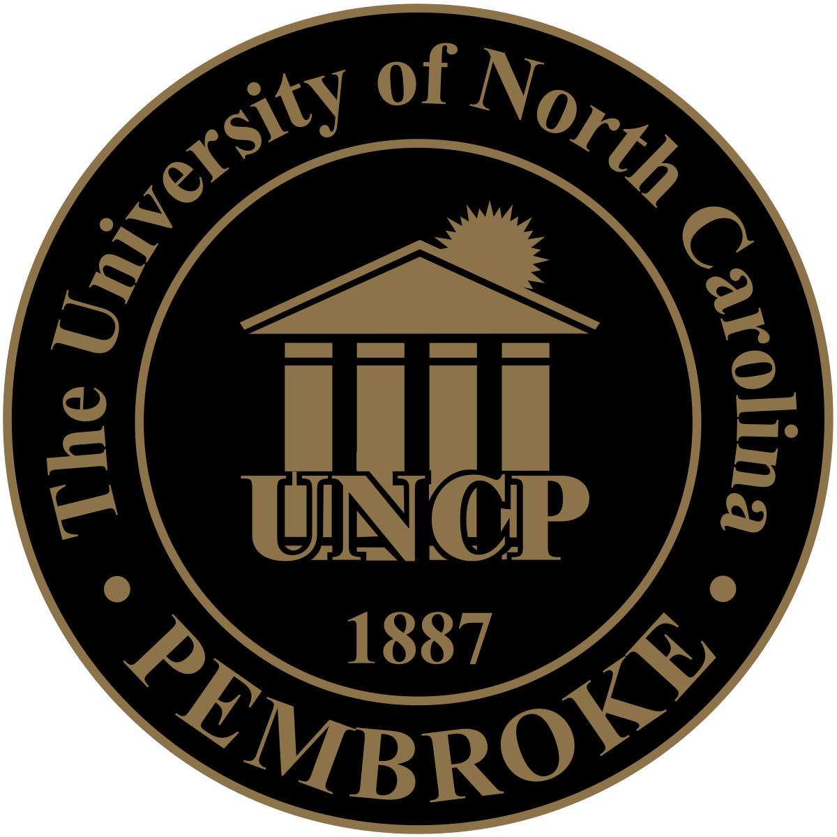 University of North Carolina at Pembroke.