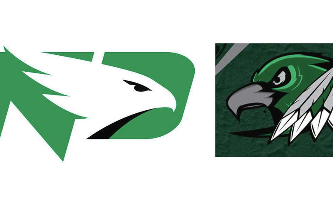Noncommissioned Fighting Hawks logo designer, print shop.