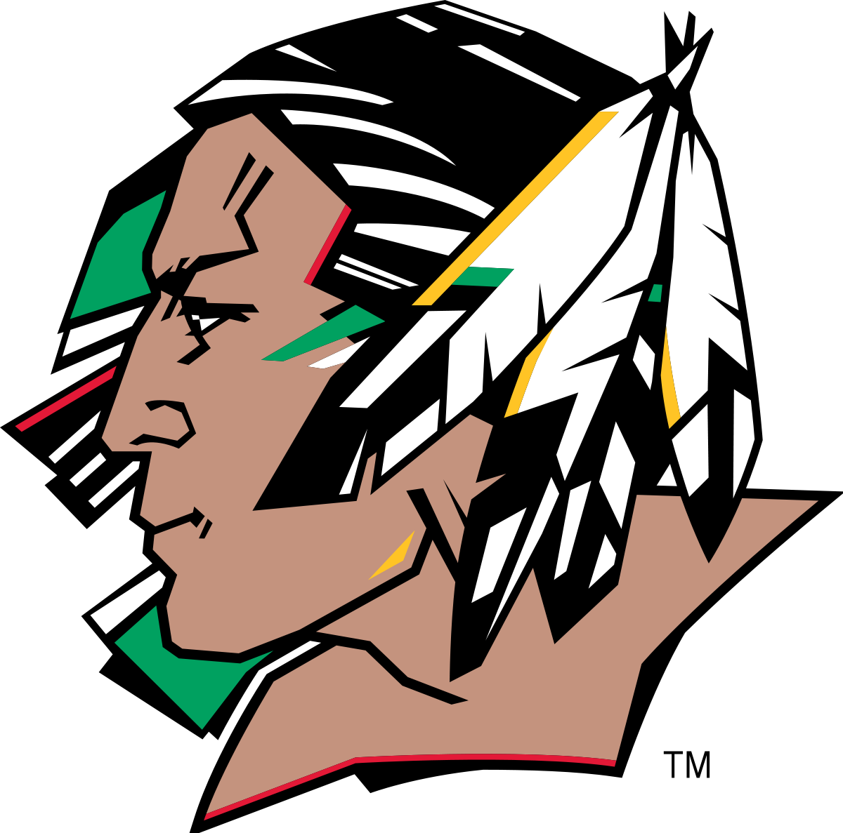 North Dakota Fighting Sioux controversy.