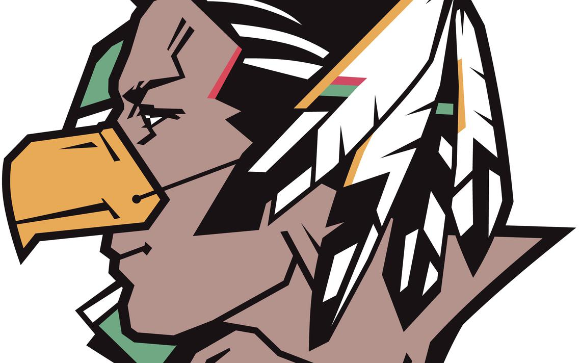 Another designer puts spin on UND logo controversy.