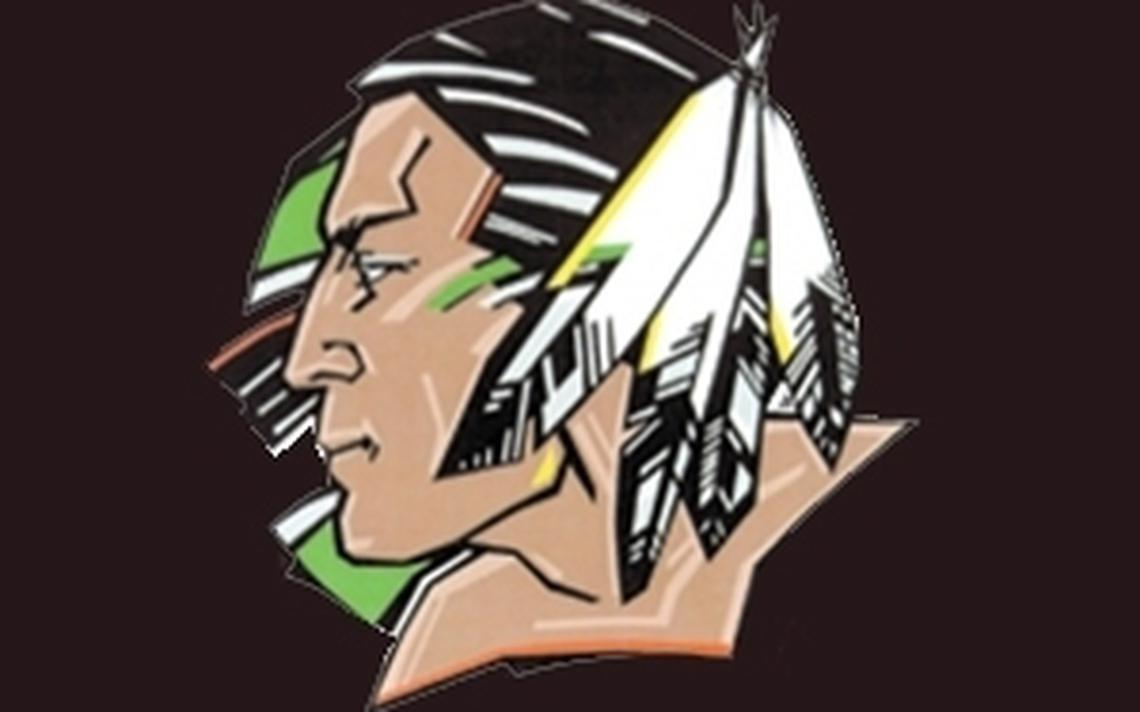 IT\'S NOT A LOGO\': \'Fighting Sioux\' artist says symbolism.