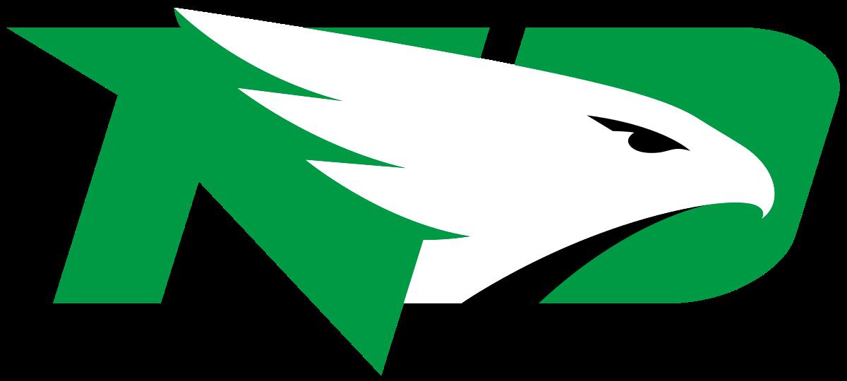 North Dakota Fighting Hawks.