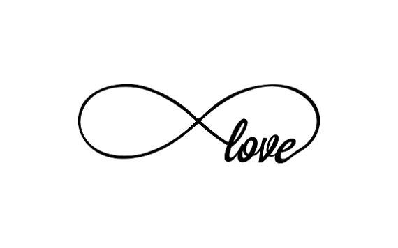 Unendlich Liebe.