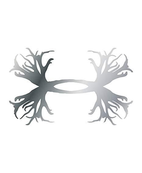 Amazon.com : Under Armour UA Antler Logo Emblem Decals.
