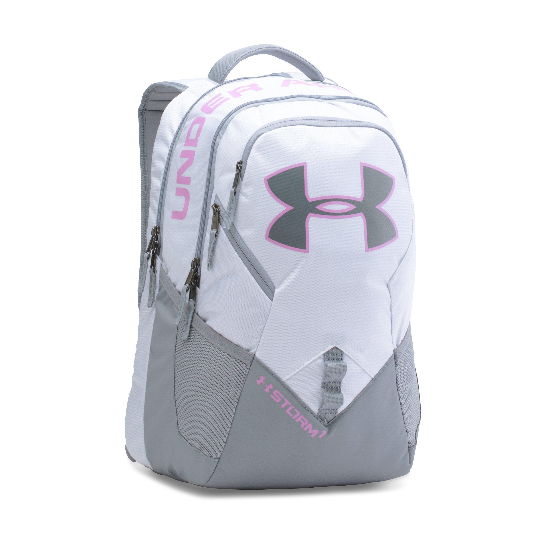 Ua Storm Big Logo Iv Backpack.