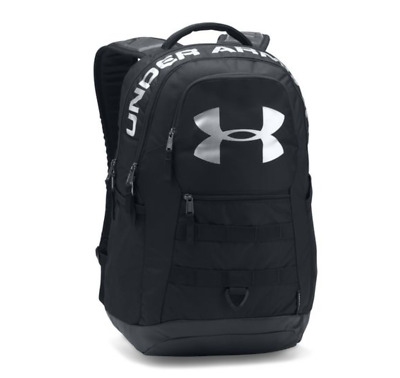 UNDER ARMOUR BIG Logo 5.0 Backpack With Laptop Sleeve.