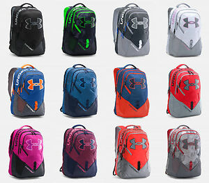 cheap under armour big logo backpack.