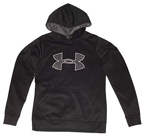 Under Armour Women\'s UA Armour® Fleece Big Logo Hoody Tops.