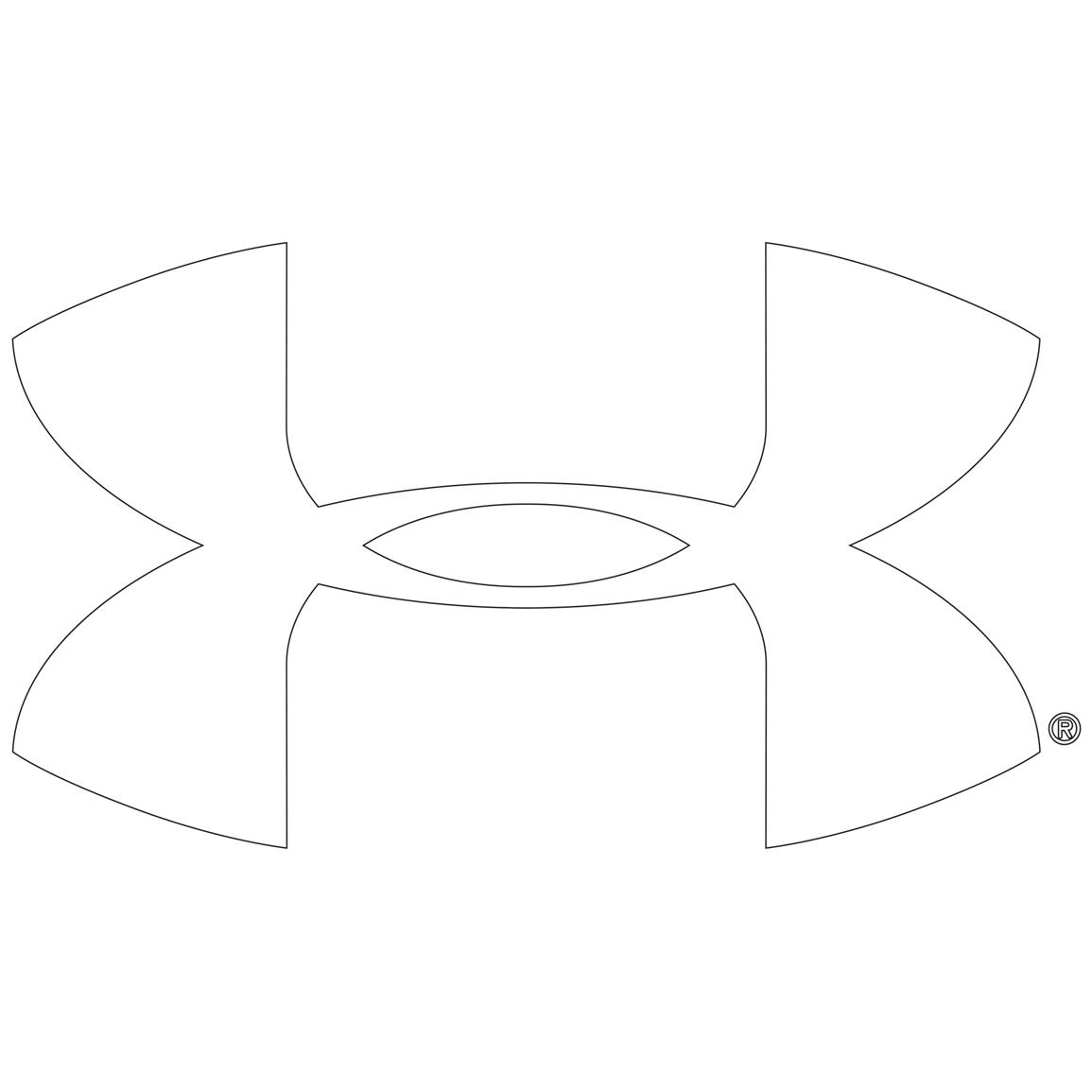 Under Armour Logo Drawing.