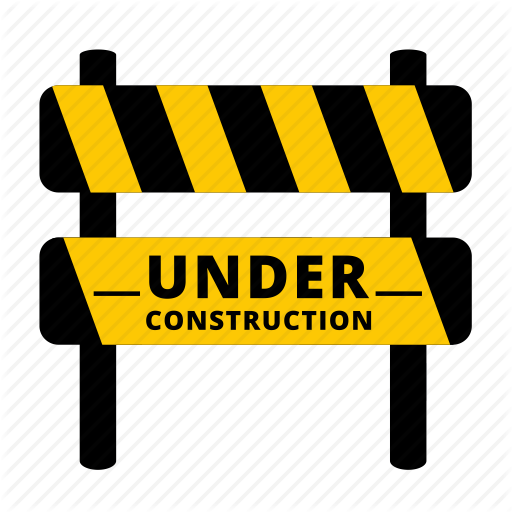 Under Construction PNG Transparent Images.