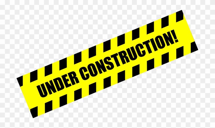 Under Construction Tape Clipart (#2208572).