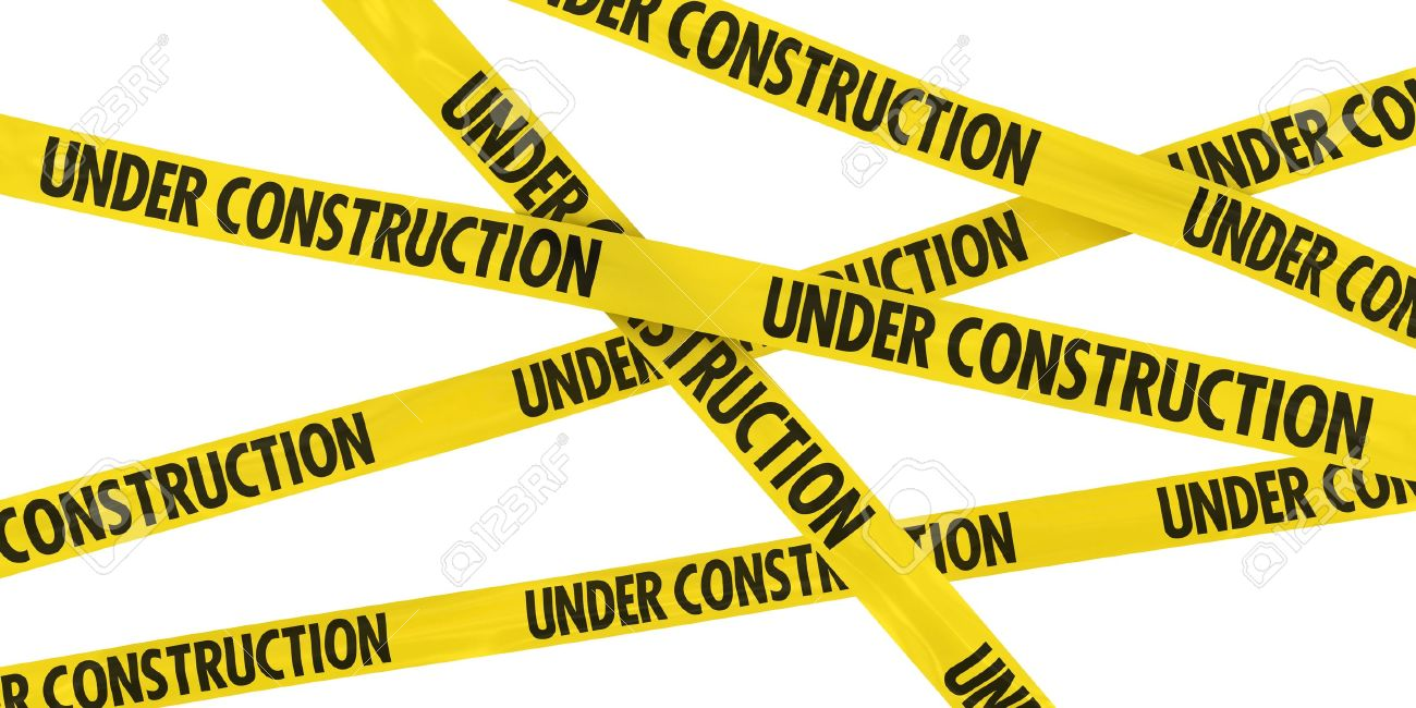 406 Under Construction free clipart.